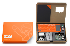 Kano Computer Kits come with step-by-step instructions not only for the hardware but software as well