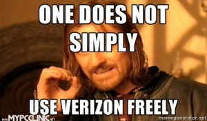 Verizon UIDH